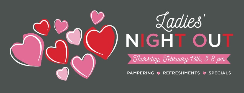 Ladies Night Out - Downtown Willow Glen Feb 13th, 2020